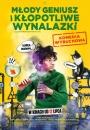 Młody geniusz i kłopotliwe wynalazki - plakat