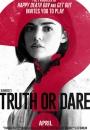 Prawda czy wyzwanie - plakat