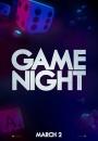 Wieczór gier - plakat