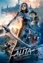 Alita: Battle Angel - plakat