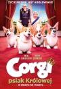 Corgi, psiak królowej - plakat