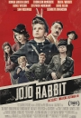 Jojo Rabbit - plakat