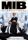 Men in Black: International - plakat