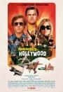 Pewnego razu w Hollywood - plakat