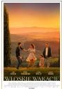 Włoskie wakacje - plakat